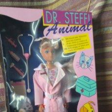 Muñecas Españolas Modernas: DR. STEFFI LOVE ANIMAL A ESTRENAR. Lote 203195125