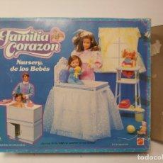 Muñecas Españolas Modernas: FAMILIA CORAZON MATTEL. Lote 173596340