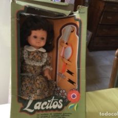 Muñecas Españolas Modernas: MUÑECA LACITOS AÑOS 70 DE JESMAR. Lote 174081017