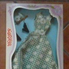 Muñecas Españolas Modernas: VESTIDO SORAYA. Lote 174326002