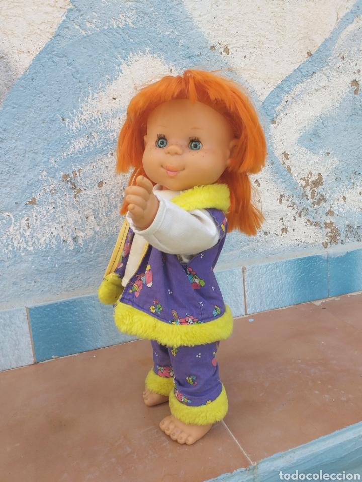 MUÑECA POCAS PECAS (Juguetes - Otras Muñecas Españolas Modernas)