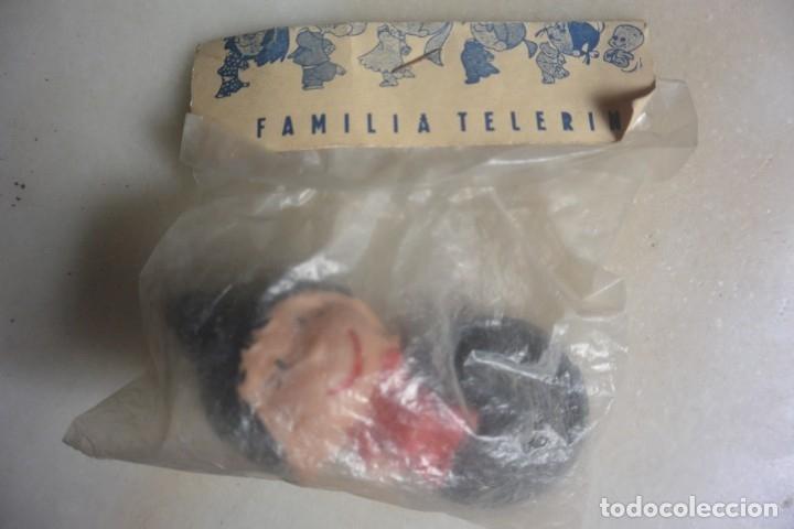 SET DE MUÑECA SOY CLEO FAMILIA TELERIN, VAMOS A LA CAMA (Juguetes - Otras Muñecas Españolas Modernas)