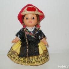 Muñecas Españolas Modernas: PRECIOSA MUÑEQUITA REGIONAL SIMILAR BARRIGUITAS. Lote 176816353
