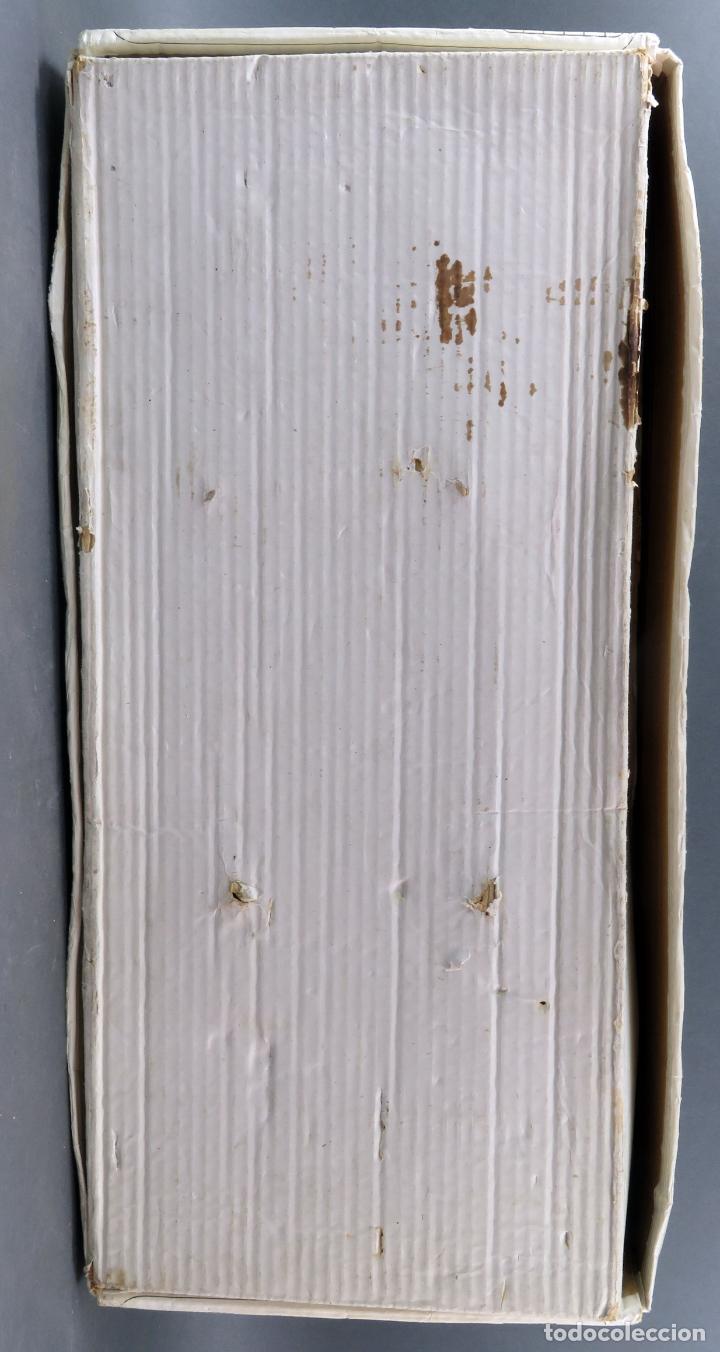 Muñecas Españolas Modernas: Caja vacía Muñeca Tressy Novo Gama Novogama años 60 - Foto 5 - 176838164