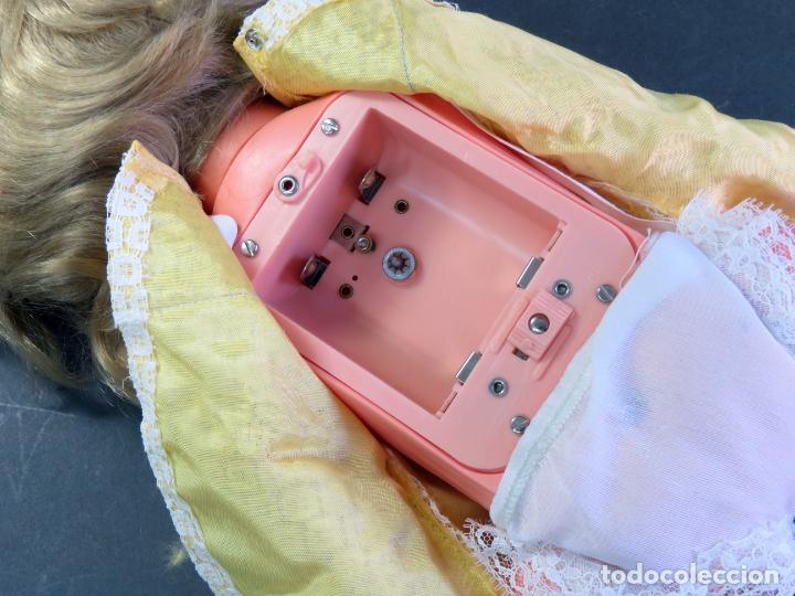 Muñecas Españolas Modernas: Ariane Novo Gama nueva con su caja años 60 52 cm alto Funciona - Foto 8 - 177141359