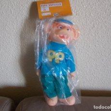 Poupées Espagnoles Modernes: PEPE SOPLILLO. DE JUGASA. PERSONAJES DE TVE. PROGRAMAS INFANTILES NUEVO SIN USO. Lote 246371620