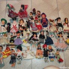 Muñecas Españolas Modernas: LOTE DE 36 MUÑECAS MUY BUEN ESTADO. Lote 178283071