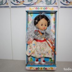 Muñecas Españolas Modernas: ANTIGUA MUÑECA FALLERA. Lote 178355773