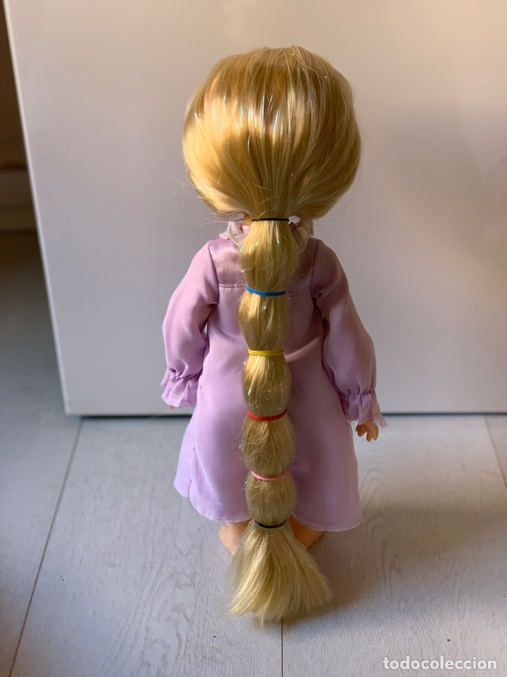 Muñecas Españolas Modernas: Muñeca Rapunzel Tangled Animators primera edición - Foto 2 - 180042575