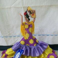 Muñecas Españolas Modernas: MUÑECA ANDALUZA-LUISA CAMPANA-DE JOSE MARIN. Lote 180846537