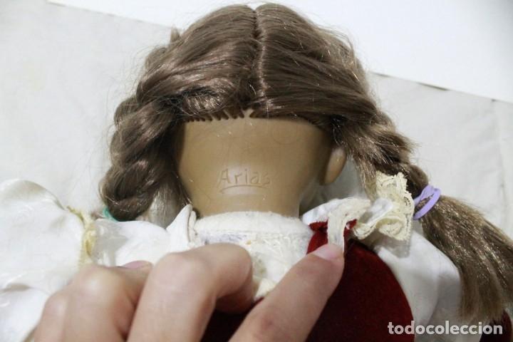 Muñecas Españolas Modernas: Muñeca gestitos, Arias, años 90/ 50 cm - Foto 3 - 182223243