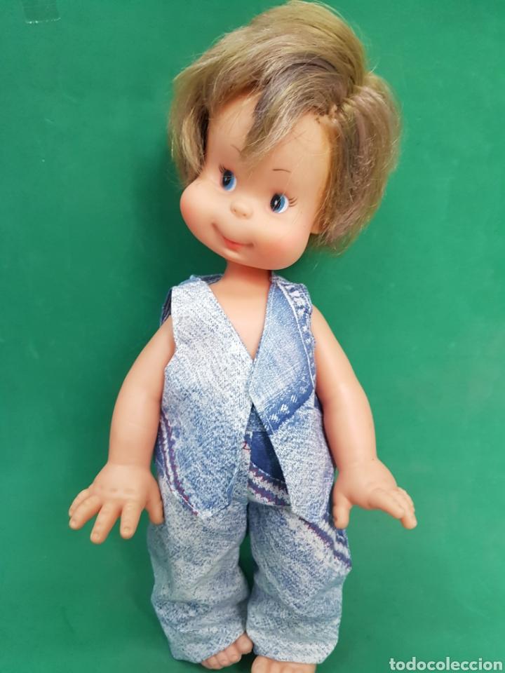 Muñecas Españolas Modernas: Simpatico muñeco sin marca, años 1970-80 - Foto 2 - 183034442