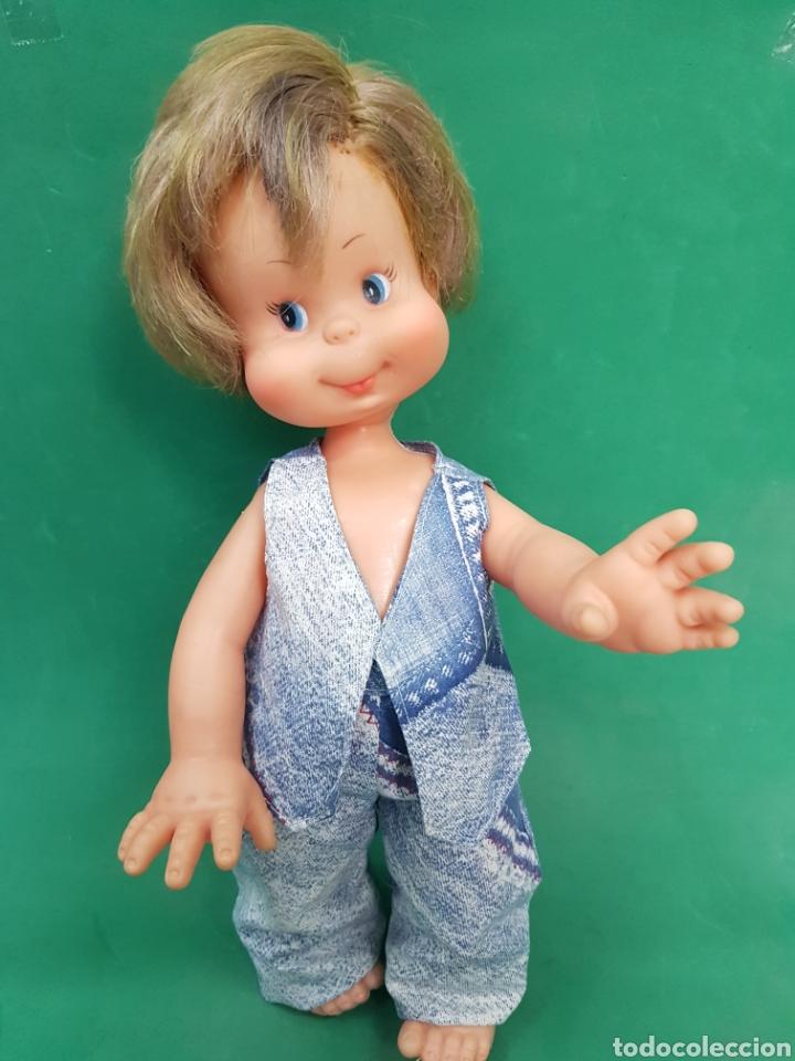 Muñecas Españolas Modernas: Simpatico muñeco sin marca, años 1970-80 - Foto 3 - 183034442