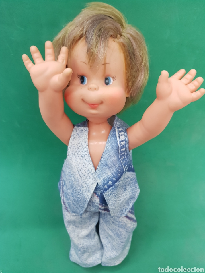 Muñecas Españolas Modernas: Simpatico muñeco sin marca, años 1970-80 - Foto 4 - 183034442