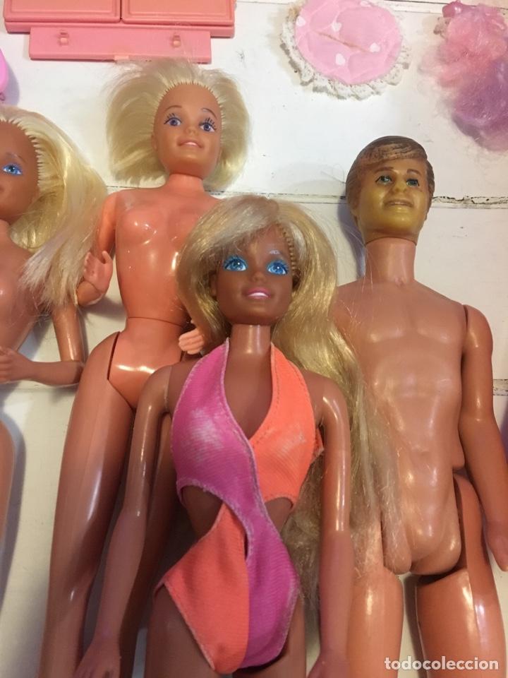 Muñecas Españolas Modernas: Gran lote muñeca Barbie Spain años 80 - Foto 7 - 183316003