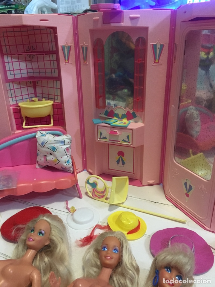 Muñecas Españolas Modernas: Gran lote muñeca Barbie Spain años 80 - Foto 9 - 183316003