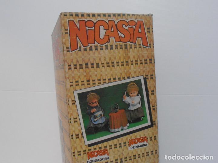 Muñecas Españolas Modernas: MUÑECA NICASIA DE ESVI, MAESTRA, CAJA ORIGINAL SIN ESTRENAR, ANTIGUA JUGUETERIA - Foto 8 - 184862841