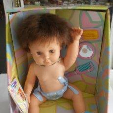 Muñecas Españolas Modernas: BABY BEBÉ FEBER 1990 NUEVO EN CAJA. Lote 209731081