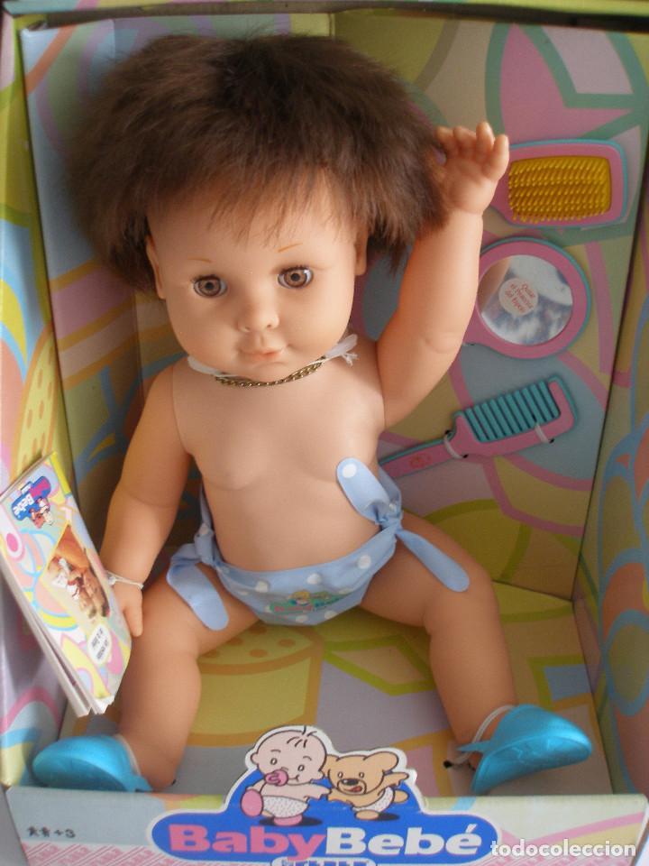 Muñecas Españolas Modernas: Baby bebé Feber 1990 nuevo en caja - Foto 2 - 209731081