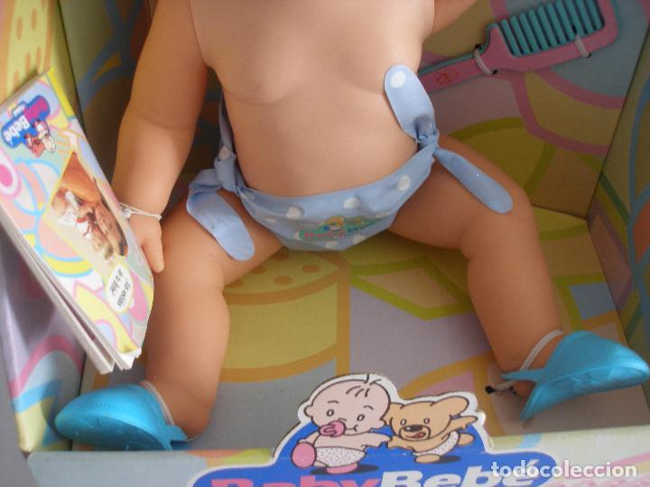 Muñecas Españolas Modernas: Baby bebé Feber 1990 nuevo en caja - Foto 3 - 209731081
