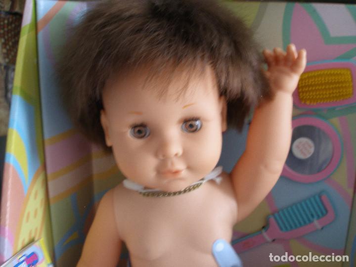 Muñecas Españolas Modernas: Baby bebé Feber 1990 nuevo en caja - Foto 4 - 209731081