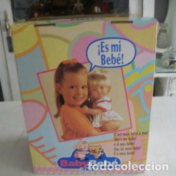 Muñecas Españolas Modernas: Baby bebé Feber 1990 nuevo en caja - Foto 6 - 209731081