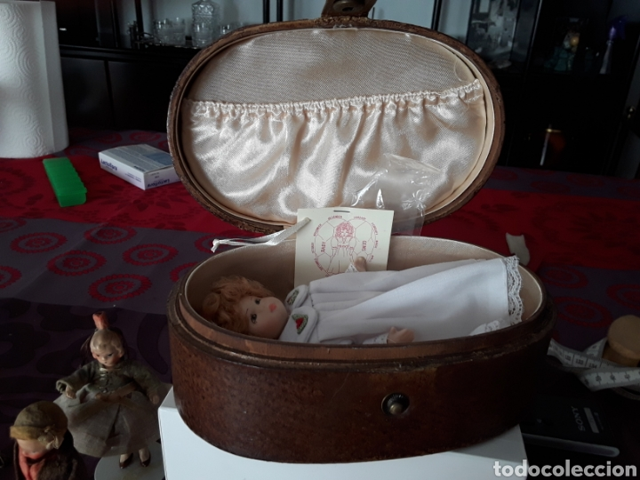 Muñecas Españolas Modernas: Muñeca de porcelana en caja - Foto 3 - 191157122