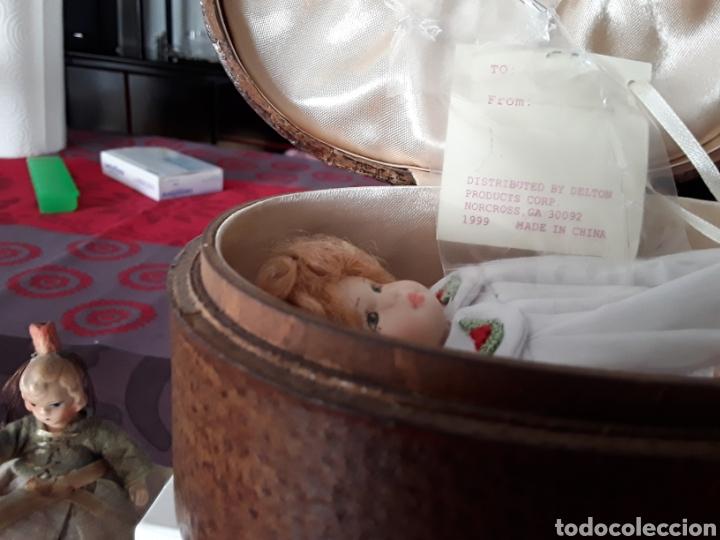 Muñecas Españolas Modernas: Muñeca de porcelana en caja - Foto 9 - 191157122