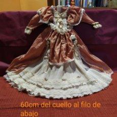 Muñecas Españolas Modernas: VESTIDO ÉPOCA. Lote 191169922