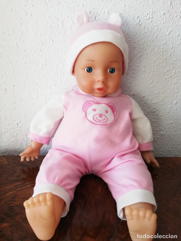 Muñecas Españolas Modernas: Muñeco bebé lissi dolls referencia en la nuca 518 FE - Foto 13 - 237704305