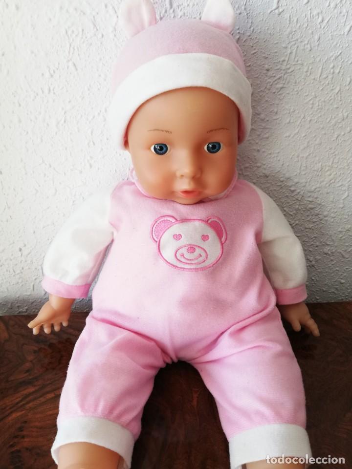 Muñecas Españolas Modernas: Muñeco bebé lissi dolls referencia en la nuca 518 FE - Foto 5 - 237704305