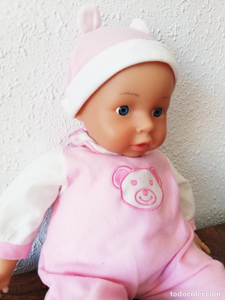 Muñecas Españolas Modernas: Muñeco bebé lissi dolls referencia en la nuca 518 FE - Foto 7 - 237704305