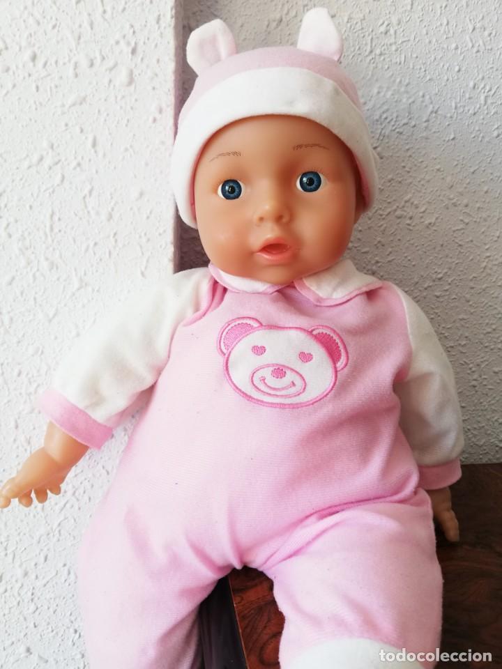 Muñecas Españolas Modernas: Muñeco bebé lissi dolls referencia en la nuca 518 FE - Foto 9 - 237704305