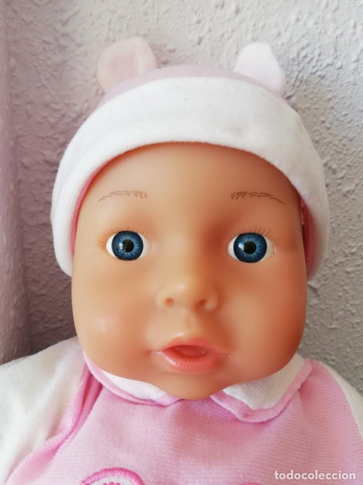 Muñecas Españolas Modernas: Muñeco bebé lissi dolls referencia en la nuca 518 FE - Foto 10 - 237704305