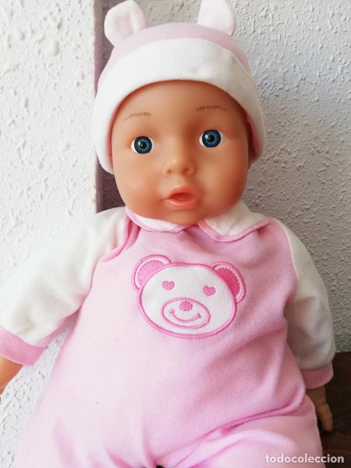 Muñecas Españolas Modernas: Muñeco bebé lissi dolls referencia en la nuca 518 FE - Foto 12 - 237704305