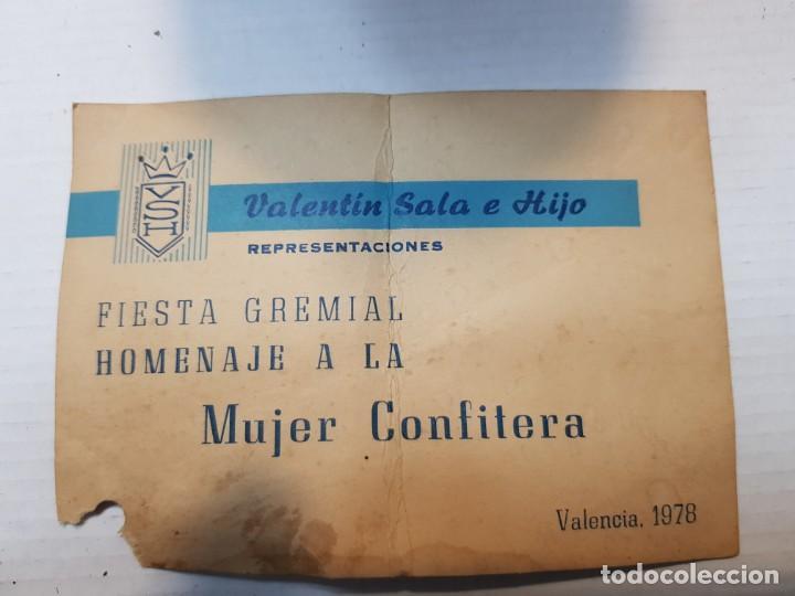 Muñecas Españolas Modernas: Muñeco de Confiteria Homenaje 1978 Sellada - Foto 4 - 193331152