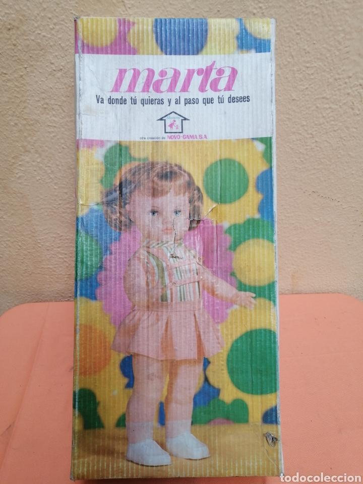 MUÑECA MARTA (Juguetes - Otras Muñecas Españolas Modernas)
