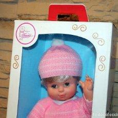 Muñecas Españolas Modernas: ANTIGUO MUÑECO BABY MAMA, DE FAMOSA - NUEVO A ESTRENAR Y EN SU CAJA ORIGINAL - AÑOS 70. Lote 194224946