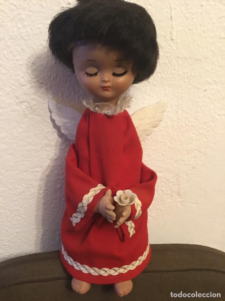 LINDA PIRULA ANGEL MUSICAL (Juguetes - Otras Muñecas Españolas Modernas)