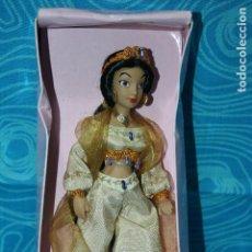 Muñecas Españolas Modernas: MUÑECA JASMINE DE ALADIN PORCELANA, PLANETA. Lote 194273580