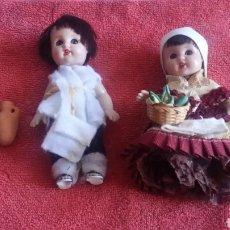 Muñecas Españolas Modernas: LOTE DE MARIQUITA PEREZ REEDICCION. Lote 194296440
