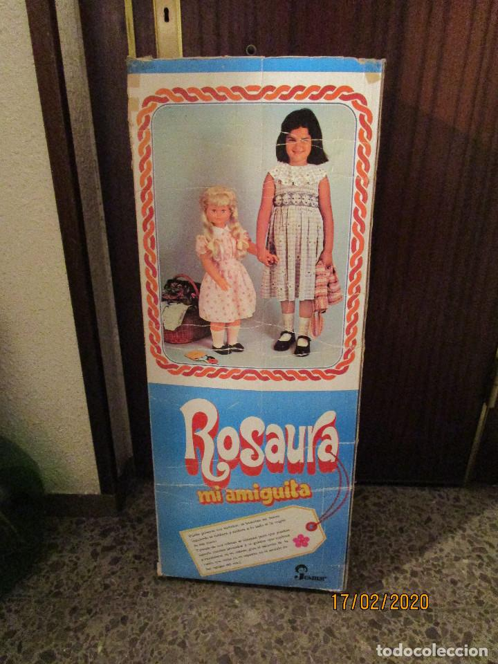Muñecas Españolas Modernas: PRECIOSA MUÑECA ROSAURA DE JESMAR CON SU VESTUARIO ORIGINAL Y SU CAJA ORIGINAL, AÑOS 70 - Foto 3 - 194353987