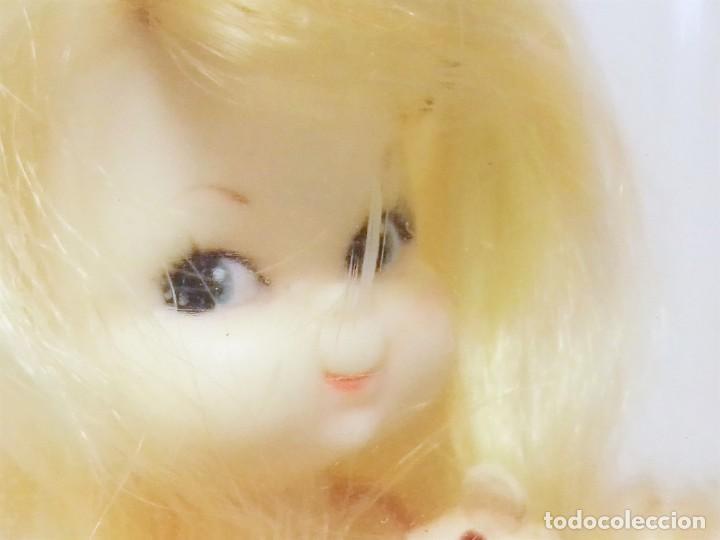 Muñecas Españolas Modernas: Angelito del Cariño de JUGUETES VIR VALENCIA años 60 - Foto 4 - 194550268