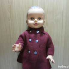 Muñecas Españolas Modernas: ANTIGUA MUÑECA MUÑECO A IDENTIFICAR PEPON ? MIDE 55 CM. Lote 194599732