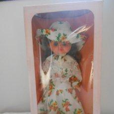 Muñecas Españolas Modernas: MUÑECA ESPAÑOLA DE BERBESA DESCATALOGADA. TIPO NANCY. Lote 194705641