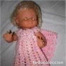 Muñecas Españolas Modernas: MUÑECA DE FAMOSA ALTURA 33 CM. AÑOS 70 80 ORIGINAL DE EPOCA.. C13. Lote 195145988