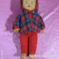 Muñecas Españolas Modernas: MUÑECO TIN DE NEM ROD FABRICADO EN ESPAÑA AÑOS 70 80. C13. Lote 195147598