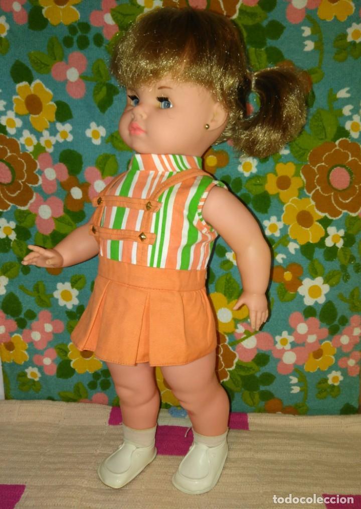 Muñecas Españolas Modernas: Preciosa muñeca Marta de Novo Gama - Foto 4 - 195331983