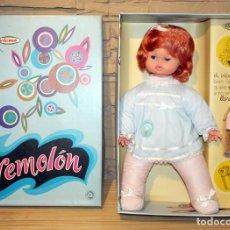 Muñecas Españolas Modernas: ANTIGUA MUÑECO REMOLON, DE VICMA - NUEVO A ESTRENAR Y EN SU CAJA ORIGINAL - AÑOS 70. Lote 195334198
