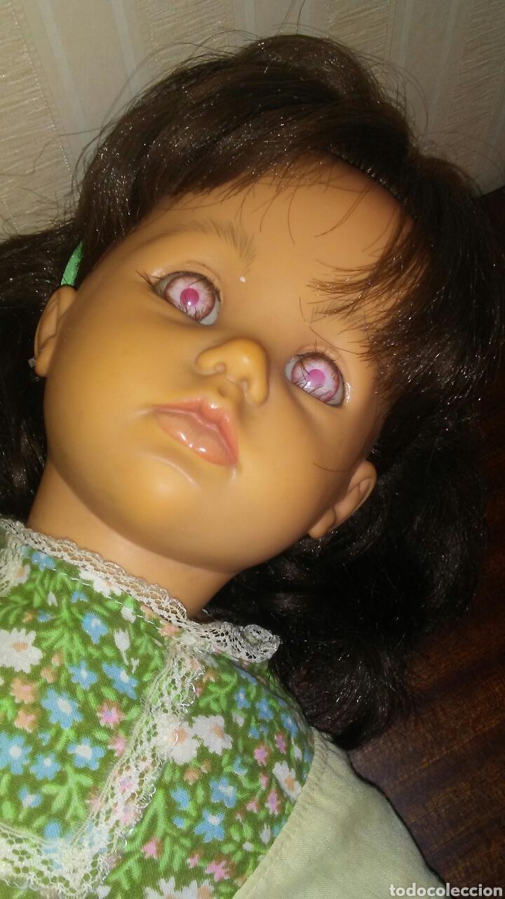 Muñecas Españolas Modernas: Preciosa muñeca de la marca DAZUCAR taller de muñecas ,mide 63cent(ver fotos y descripcion) - Foto 7 - 196223997